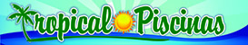 Logo Tropical Piscinas Ltda ME